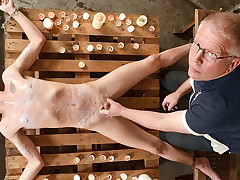 Taint Kicking Suck Off! - Cameron James And..