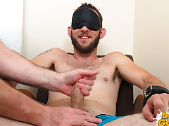 Chris Low Gets Strapped Up