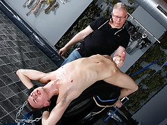 Edged To A Cum Fountain - Reece Bentley And Sebastian Kane
