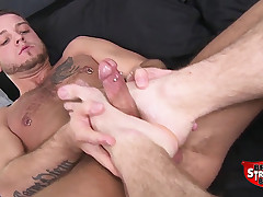 Zeno Kostas Fucks Tate Thompson Raw